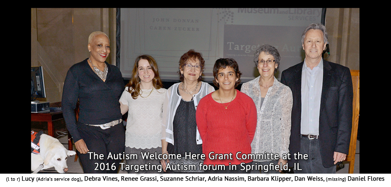Autism Welcome Here Grant Committee Members